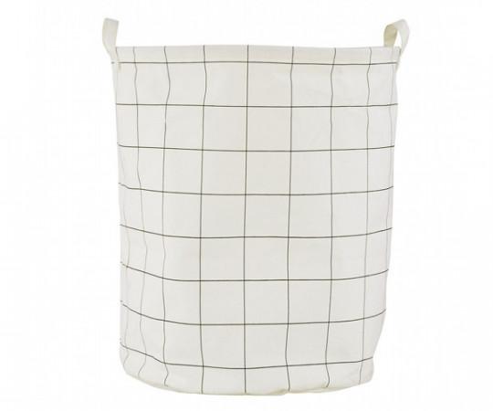 House Doctor vasketøjspose - Square