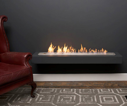 Icon Fires Slimline Burner - SB800