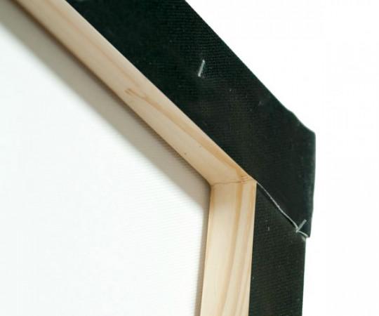 Incado Black Lips Kanvas - 195x195cm