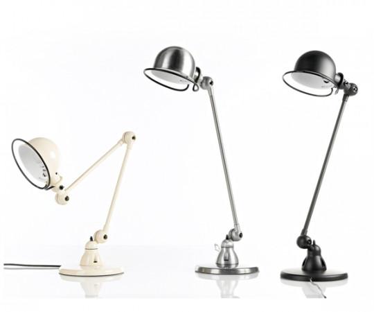 Jielde Loft Bordlampe D 6000 - Malet