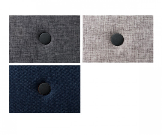 By KlipKlap KK 3 Fold Sofa W. buttons - flere farver