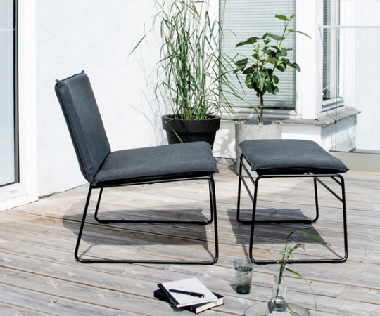 Ygg&Lyng Kyst Lounge Chair