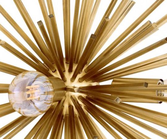 Eichholtz Boivin Væglampe - Messing