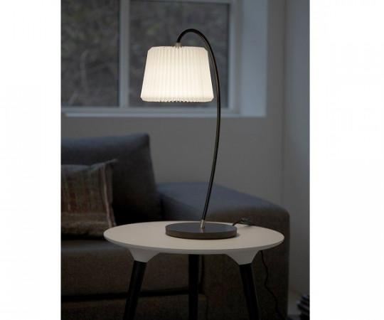 Le Klint Snowdrop 320 Bordlampe - Hvid Papir