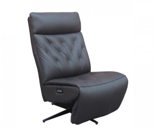 Toro lænestol med fodskammel