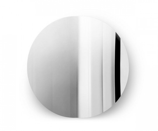 Mater Imago Mirror Object - Steel