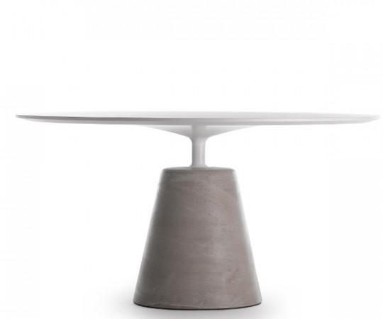 MDF Italia Rock Table lys beton