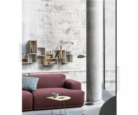 Muuto Mini Stacked 2.0 - Medium - Grey