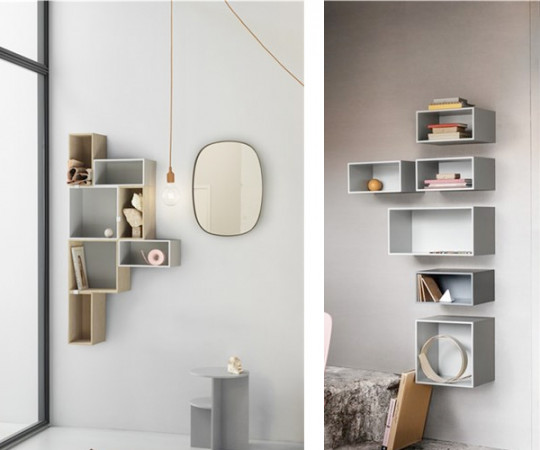 Muuto Mini Stacked 2.0 Modul - Small