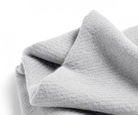 HAY Mono Blanket - Fog