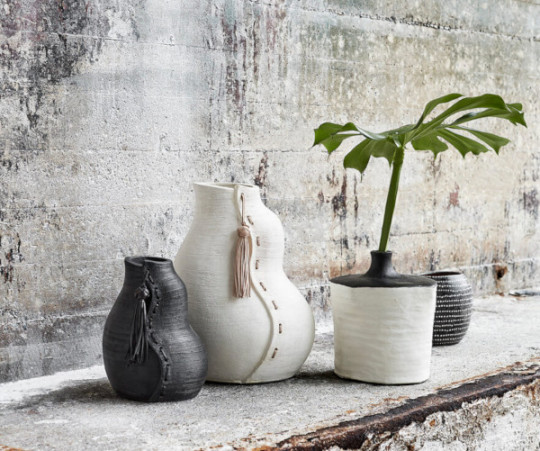 Muubs Sitika vase - sort