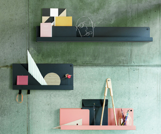 Muuto Folded Shelve - Large