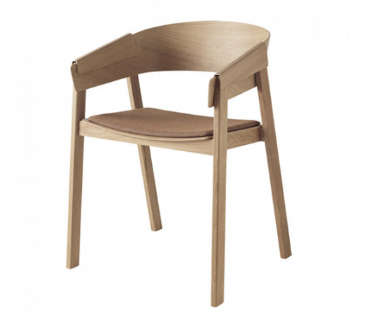 Muuto Cover chair - Stof