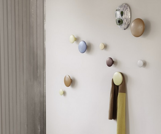 Muuto The Dots Pale Blue - Stor