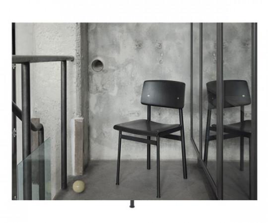 Muuto Loft Chair - Sort