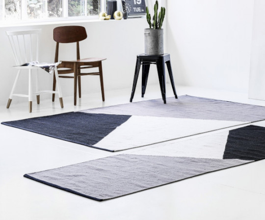 Rug Solid Horizon Wool - 160x240