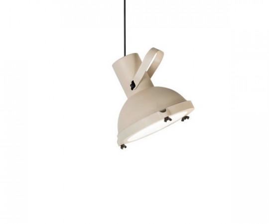 Nemo Projecteur 165 Pendant - White Sand