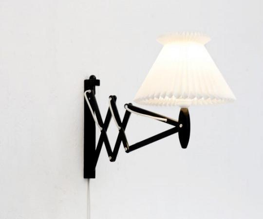 Le Klint 224-6/17 Sax Væglampe