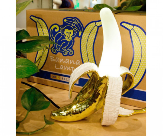 Seletti Banana Lamp - Louie - Bordlampe