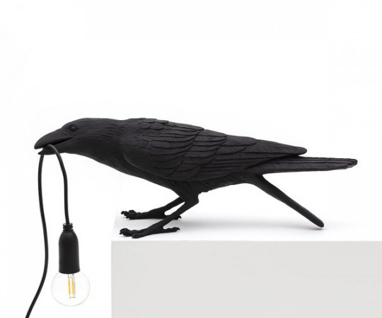 Seletti Playing Bird - Sort