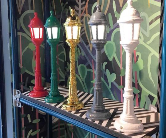 Seletti Street Dining Lamp - Rød