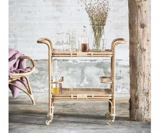 Sika Design Carlo Trolley