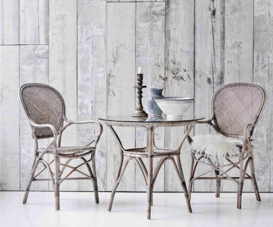 Sika Originals Table - Ø: 80