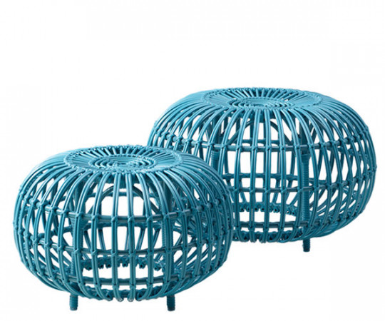 Sika Design Franco Albini Ottoman Outdoor