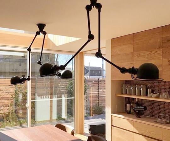 Jielde Loft Loftlampe Sky 4224 - Malet