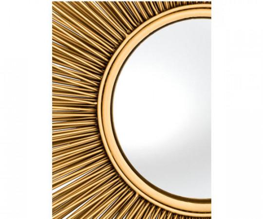 Eichholtz Solaris Messing Spejl - Large 80Ø