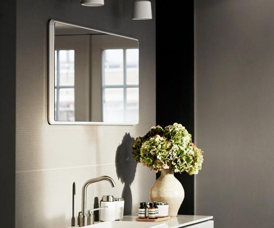 VIpp 912 Spejl - Medium - Hvid