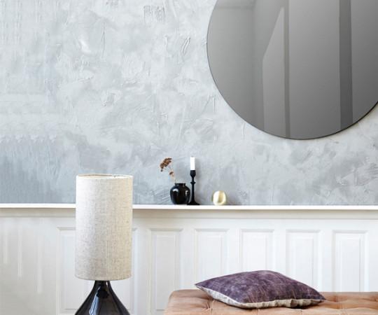 House Doctor Walls spejl - Grå - 110cm