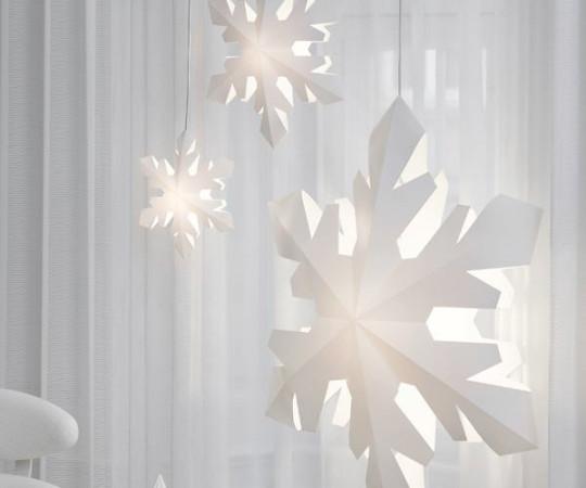 Le Klint Snowflake - Small