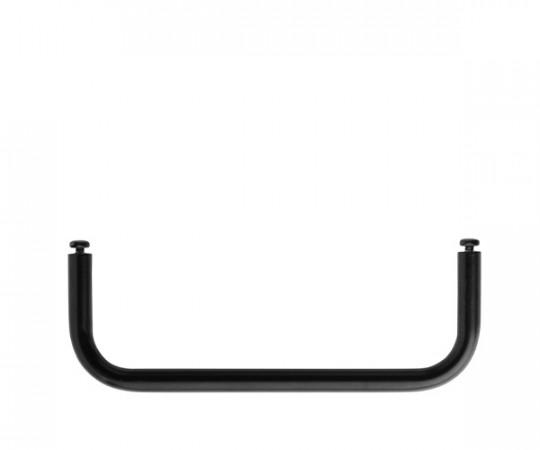 String Bøjlestang 58cm - Sort