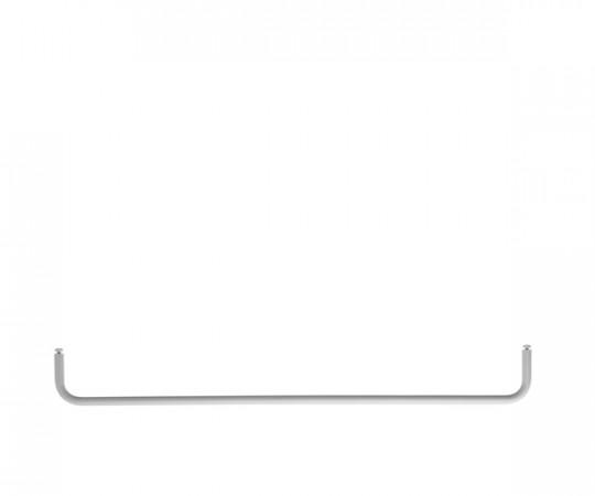 String Bøjlestang 78x30cm - Grå