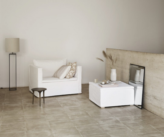 Tine K Home Lænestol - inca white