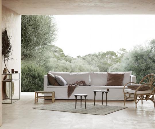 Tine K Home Sofa XL - inca white