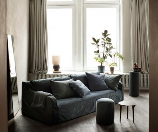 Tine K Home Sofa Soft XL - stone phantom