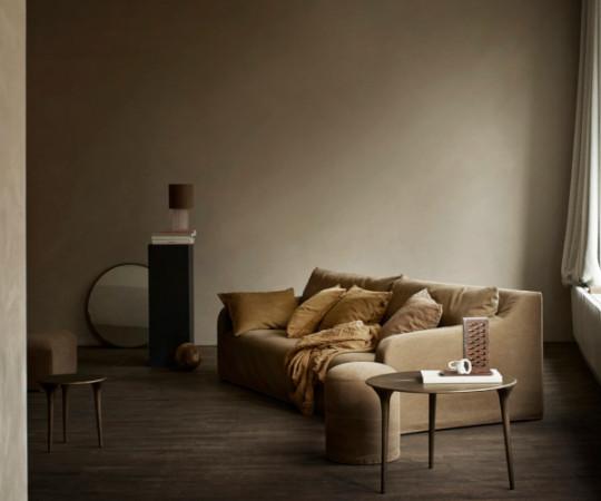 Tine K Home Sofa Soft L - stone ecru