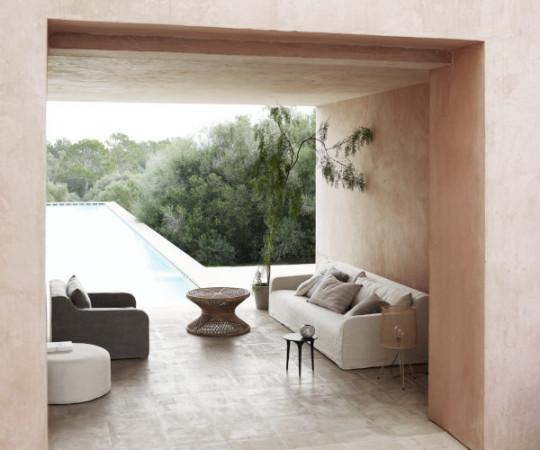 Tine K Home Sofa Soft XL - stone ecru