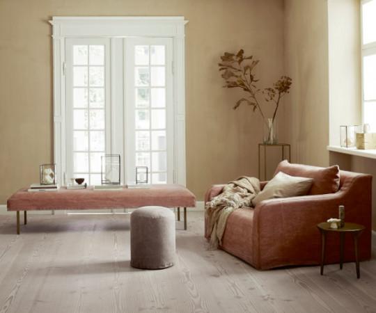 Tine K Home Lænestol Soft - ica walnut