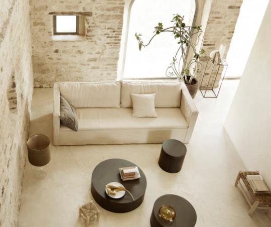 Tine K Home Sofa L - inca white