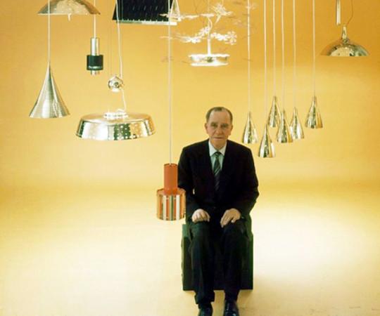 Gubi Paavo Tynell 1965 Pendel - Sort
