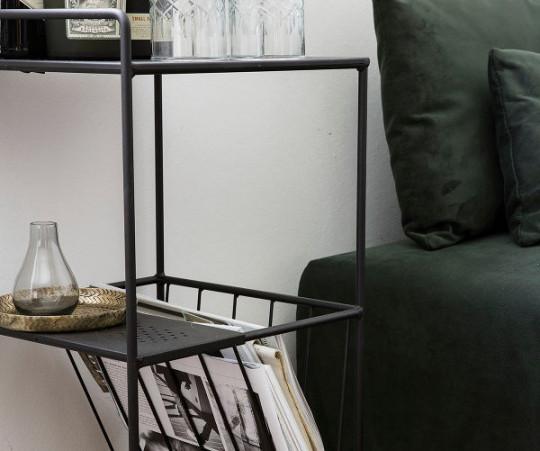 Splinternye Cafébord - Borde til bar, til haven, til rullebord - I Trend Bazaar LO-45