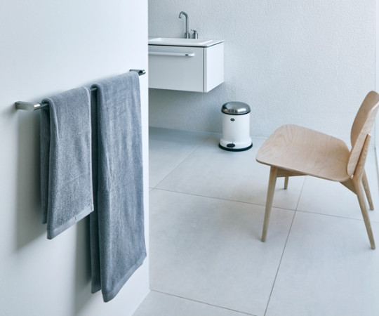 Vipp 104 Badehåndklæde - Grå
