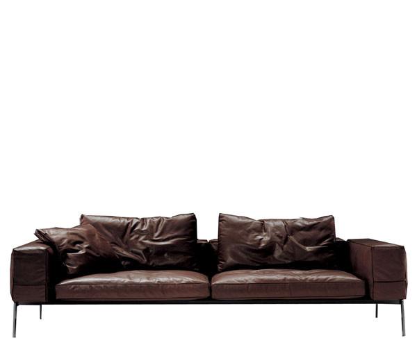 flexform lifesteel sofa sofaer sofaer. Black Bedroom Furniture Sets. Home Design Ideas