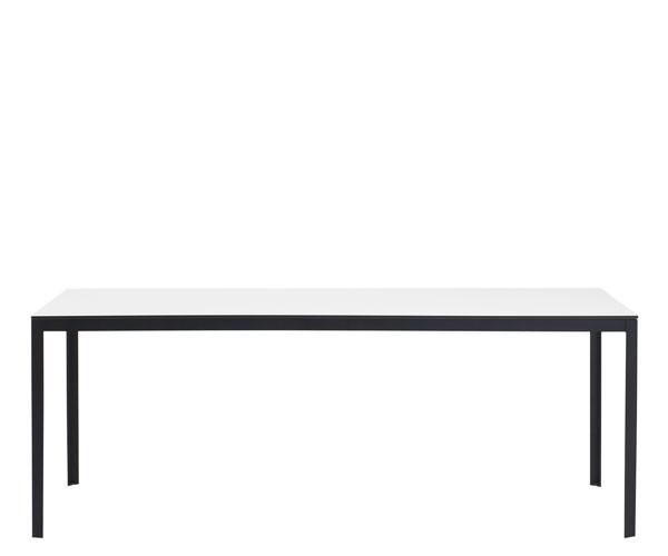 8000C Kant spisebord - 160x80x73cm