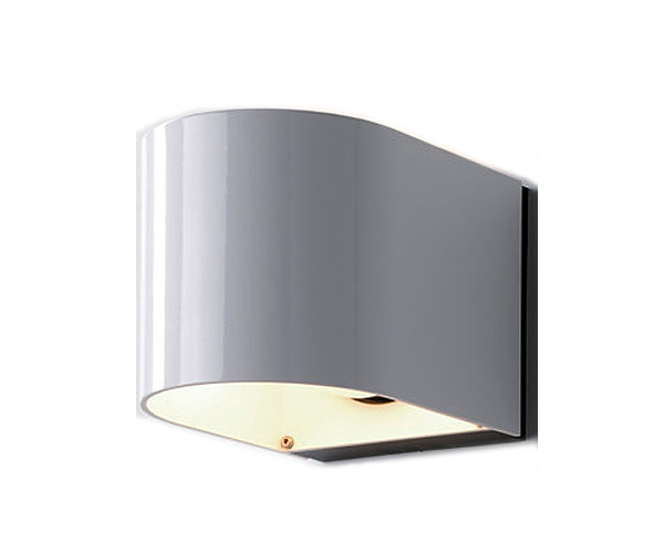 Embacco Light U Væglampe (Alu)