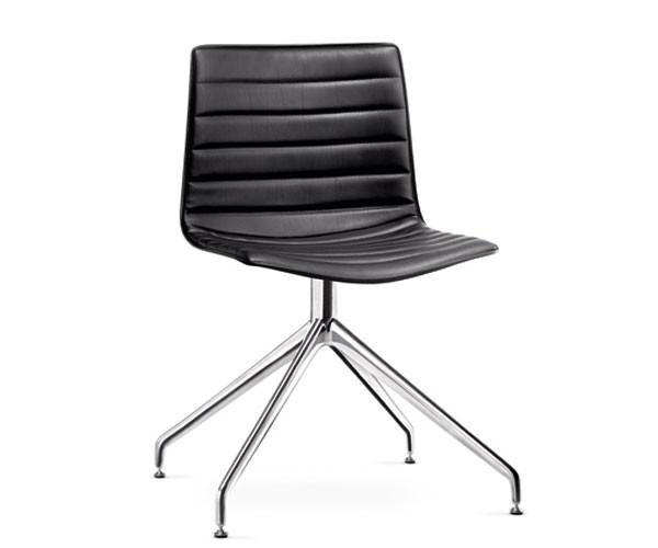 arper catifa 46 drejestol polstret alu kontorstole stole. Black Bedroom Furniture Sets. Home Design Ideas