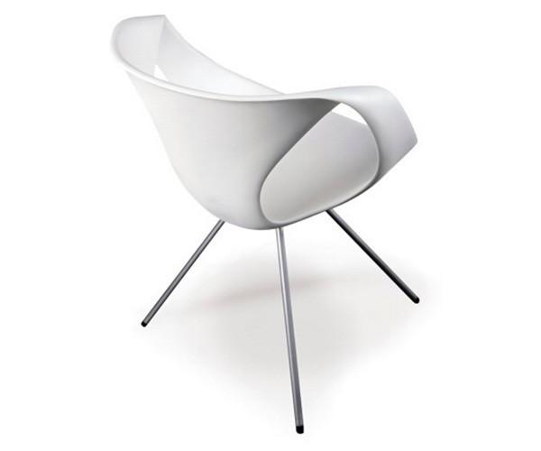 tonon italia up chair metal spisestole stole. Black Bedroom Furniture Sets. Home Design Ideas